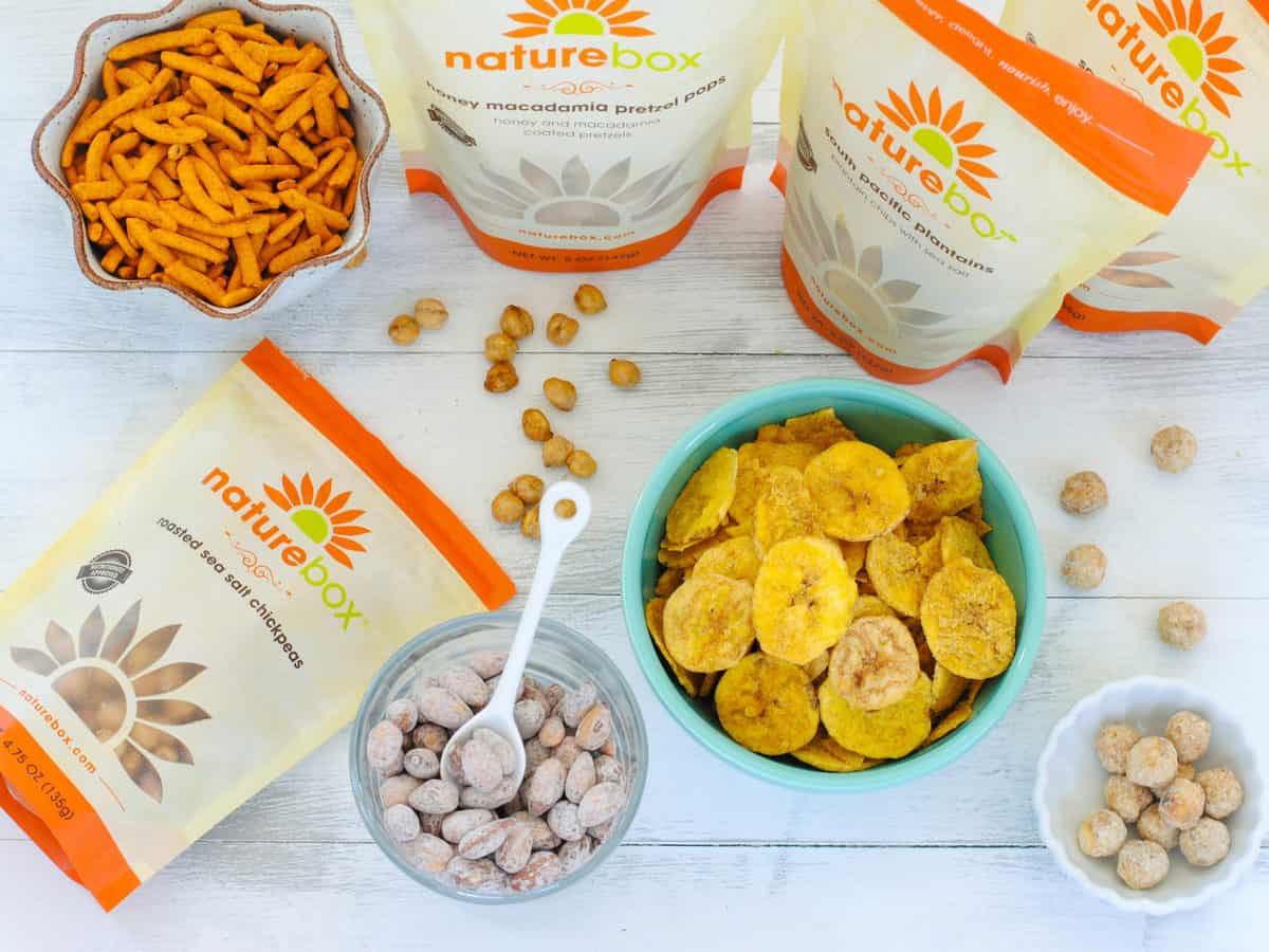 NatureBox Review - Foxes Love Lemons