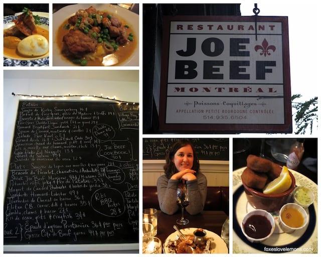 Joe Beef in Montreal | foxeslovelemons.com