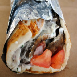 Restaurant Review: Kouzina in Royal Oak, MI | foxeslovelemons.com