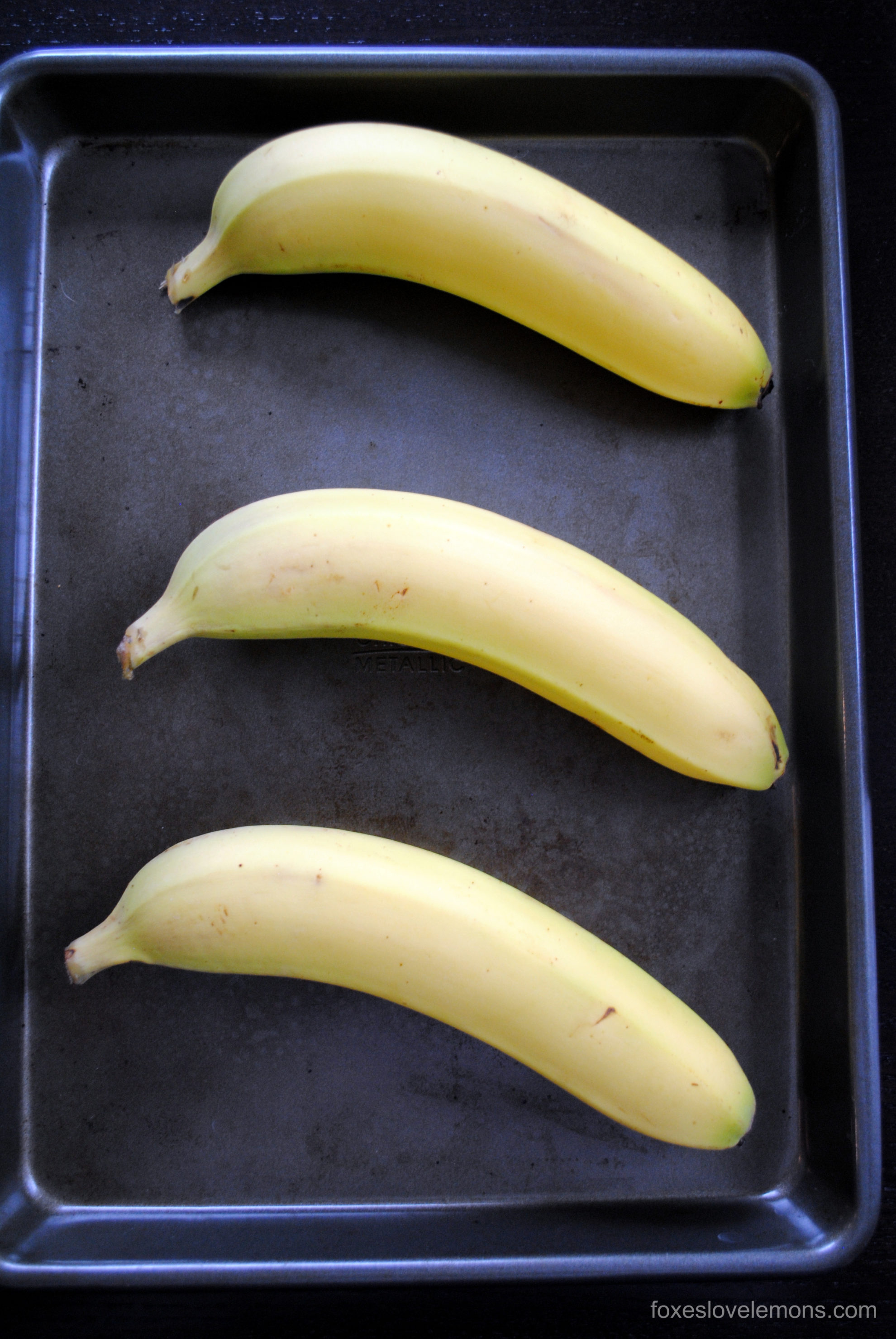 How To Use Your Oven To Ripen Bananas Foxes Love Lemons
