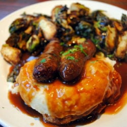Restaurant Review: Red Fox English Pub in Royal Oak, MI | foxeslovelemons.com