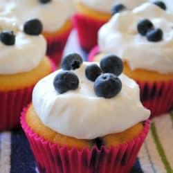 Martha Stewart's Cupcakes, Part 2 | foxeslovelemons.com