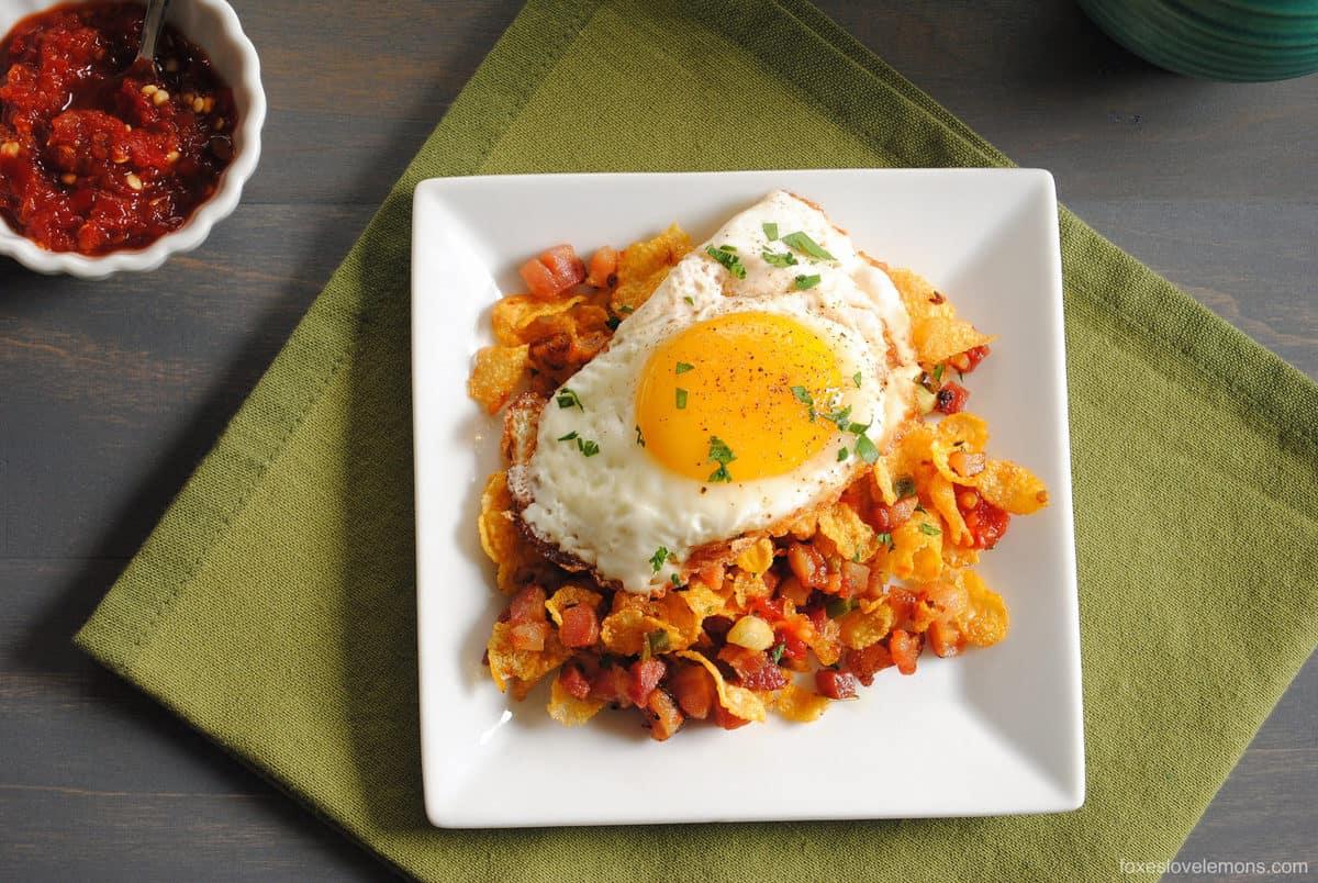 The Totally Absurd Breakfast Explosion Hash   foxeslovelemons.com