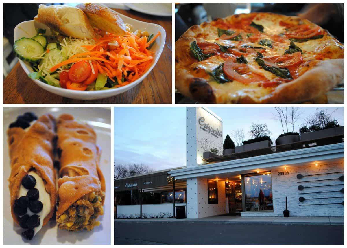 Restaurant Review Crispelli S In Berkley Mi Folovelemons