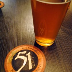 Restaurant Review: 51 North Brewing Company in Lake Orion, MI | foxeslovelemons.com