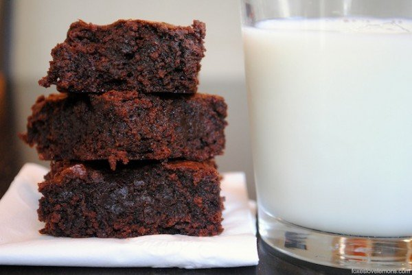 "Chocolate-Ginger Brownies from ""Martha Stewart's Cookies"" 
