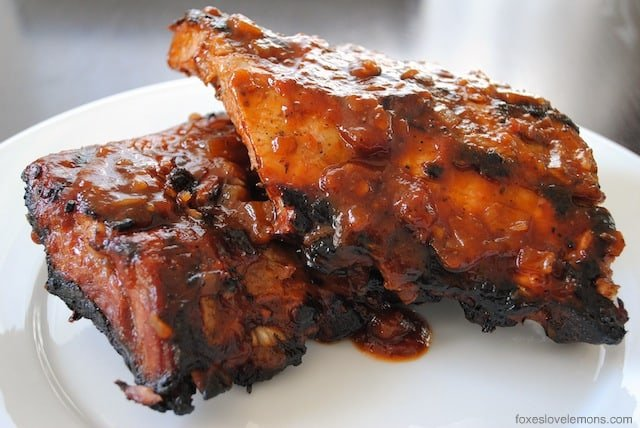 Appetizing & Wonderful (A & W) ROOT BEER Ribs