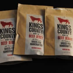 Product Review: Kings County Jerky Co. Beef Jerky | foxeslovelemons.com