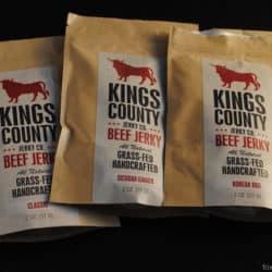 Product Review: Kings County Jerky Co. Beef Jerky | foxeslovelemons.com