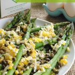 "Asparagus Mimosa from ""Plenty"""