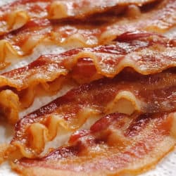 Culinary School Lesson: Bakin' Bacon (How To Make Perfect Bacon In The Oven) | foxeslovelemons.com
