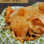 DIY Seasoned Potato Chips and a Michigan-Made Meal #SundaySupper
