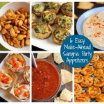Sangria Party Week: Appetizers & Snacks