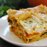 Giving Back with Pumpkin & Kale Lasagna #chewforchange #pmedia