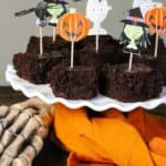 Trick or Beet Brownies #SundaySupper