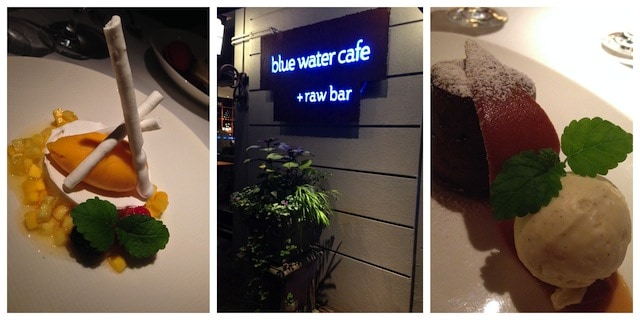 Blue Water Cafe Vancouver | foxeslovelemons.com