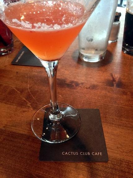 Cactus Club Cafe Vancouver   foxeslovelemons.com