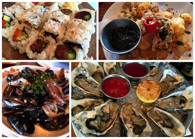 Cutter's Happy Hour Seattle | foxeslovelemons.com