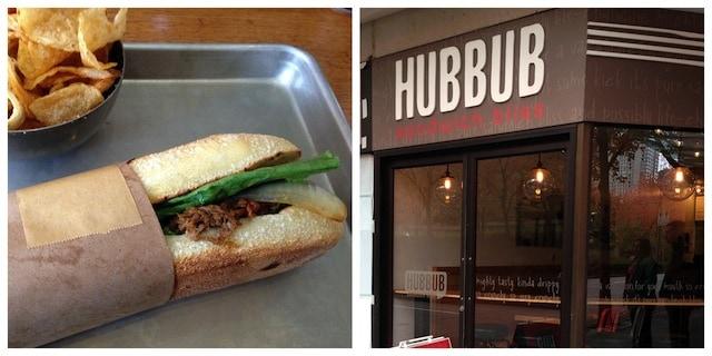 Hubbub Sandwich Bliss Vancouver | foxeslovelemons.com