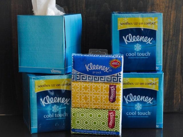 Kleenex for Allergy Season