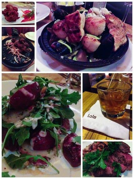 Lola Restaurant Seattle | foxeslovelemons.com