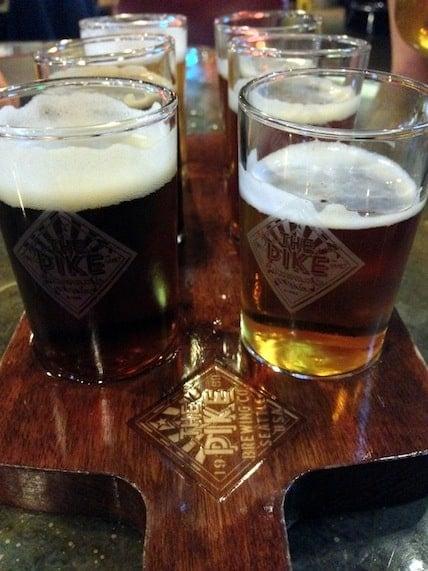 Pike Brewing Company Seattle | foxeslovelemons.com