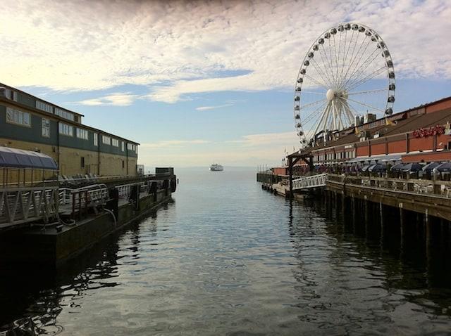 Seattle Waterfront | foxeslovelemons.com