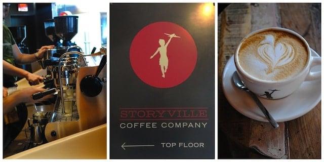 Storyville Coffee Company Seattle | foxeslovelemons.com