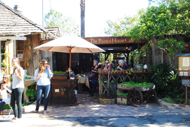 Restaurant Review: The Ramos House Cafe in San Juan Capistrano, CA