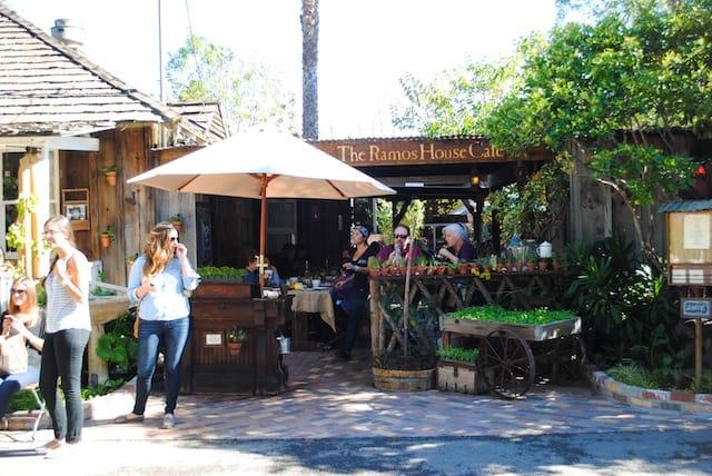 Restaurant Review: The Ramos House Cafe in San Juan Capistrano, CA | foxeslovelemons.com