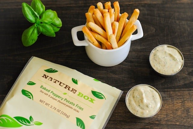 Pesto Ranch Dipping Sauce - A versatile and delicious homemade ranch dip. Serve with potato chips, crackers or veggies, or use as a salad dressing or sandwich spread!