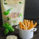 Pesto Ranch Dipping Sauce