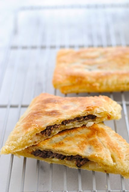 Chipotle Steak Grown-Up Hot Pockets