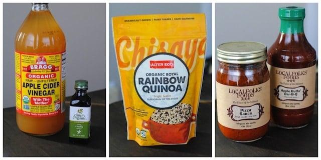 Easy Online Grocery Shopping with Door To Door Organics | www.foxeslovelemons.com