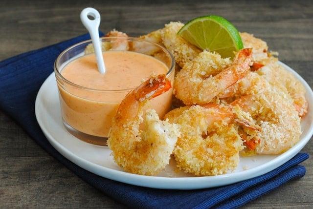 Easy creamy coconut shrimp recipes
