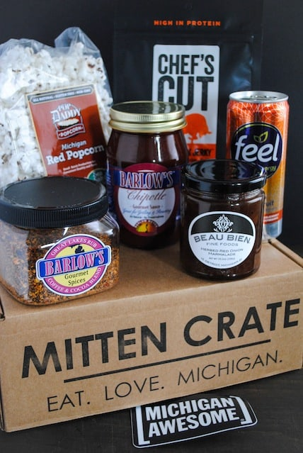 Mitten Crate April 2014 Box | foxeslovelemons.com