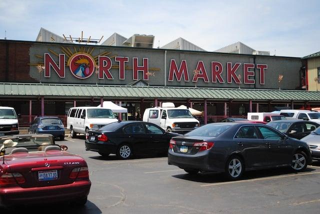 North Market Columbus | foxeslovelemons.com
