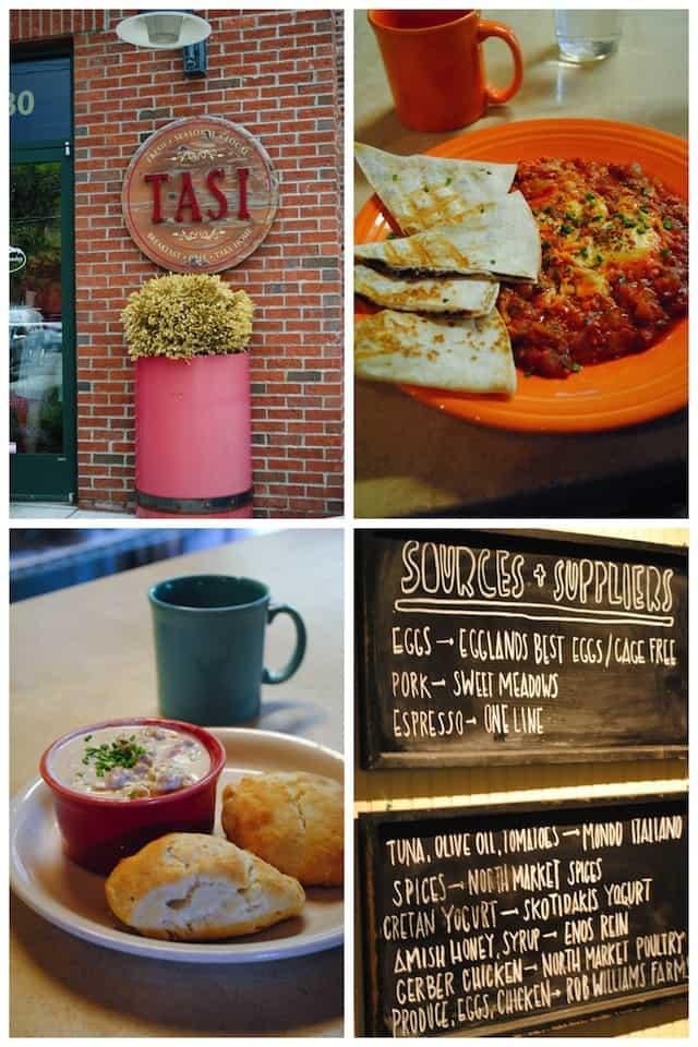 Tasi Cafe Columbus | foxeslovelemons.com