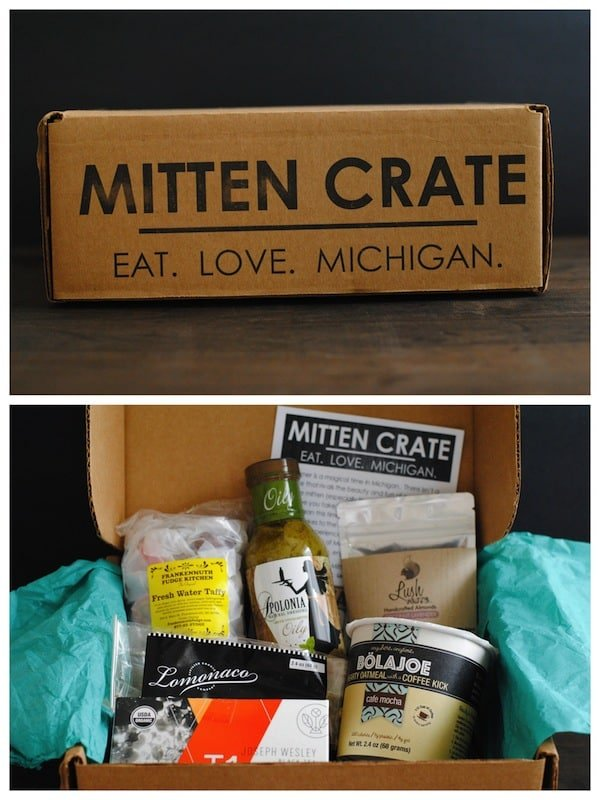 Milky Tea Ice Cream (Mitten Crate)