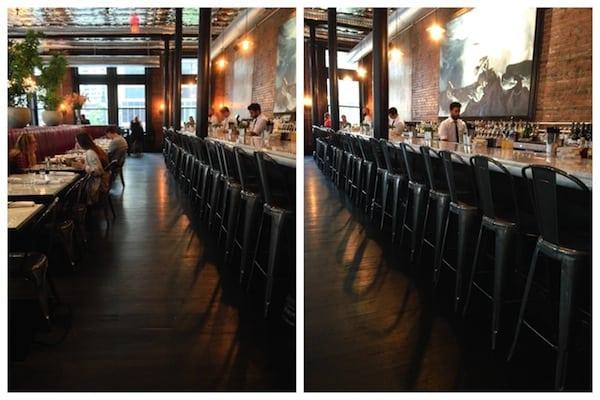 Restaurant Review: Wright & Company in Detroit, Michigan | foxeslovelemons.com