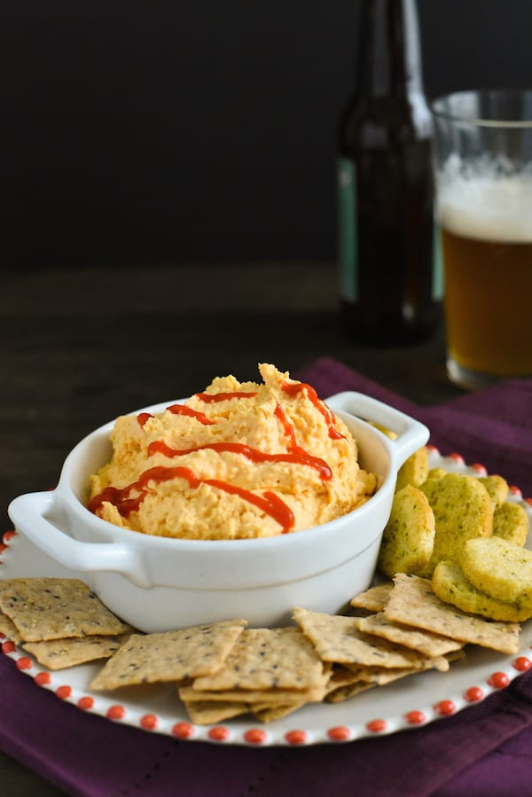 Spicy Beer Cheese Dip