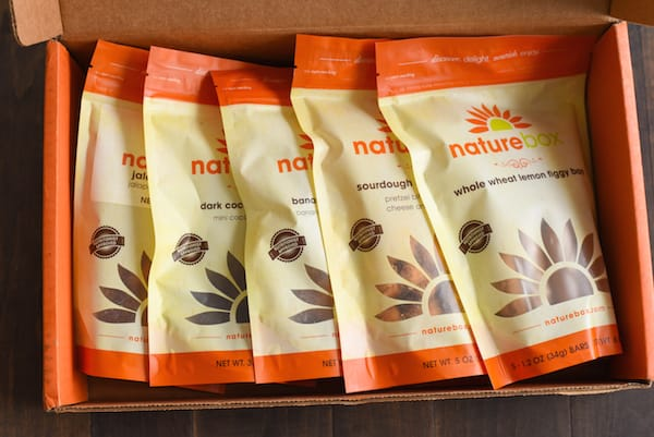 NatureBox Snacks | foxeslovelemons.com