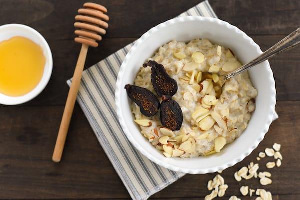 Ricotta & Fig Oatmeal