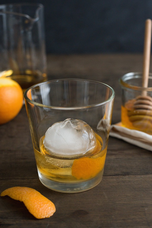 Honey Old Fashioned