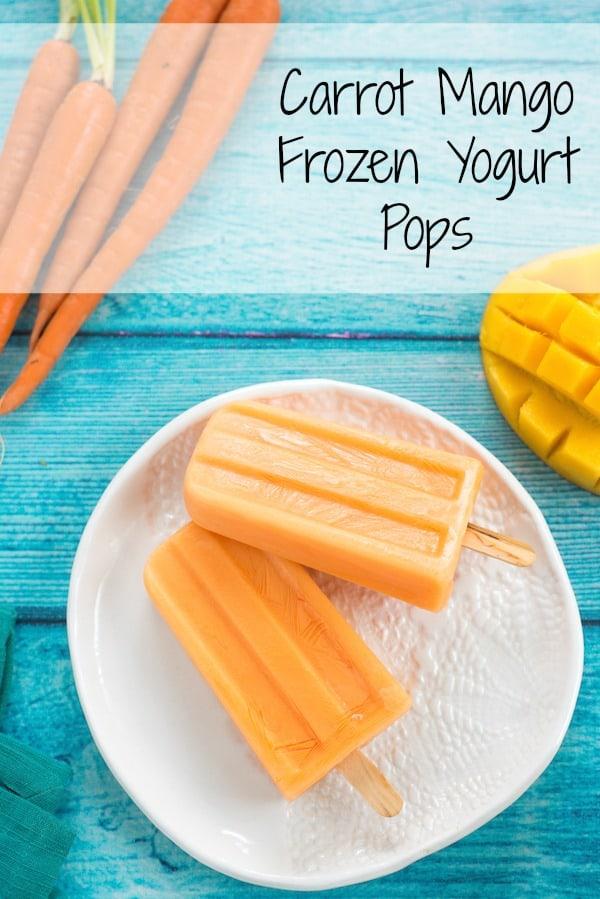 Mango Frozen Yogurt Pictures