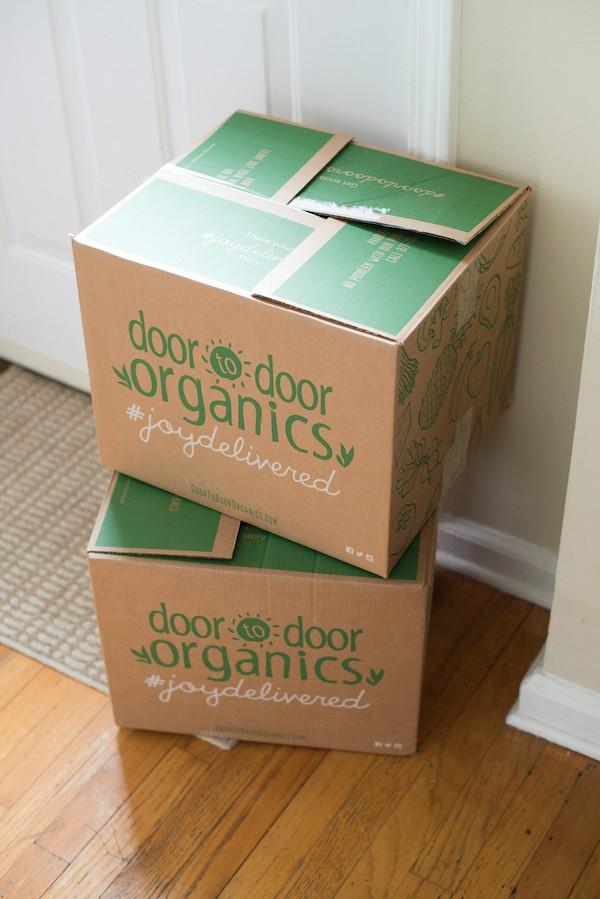 Door to Door Organics | foxeslovelemons.com
