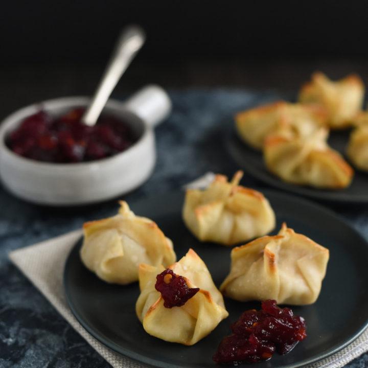 Thanksgiving Leftover Dumplings