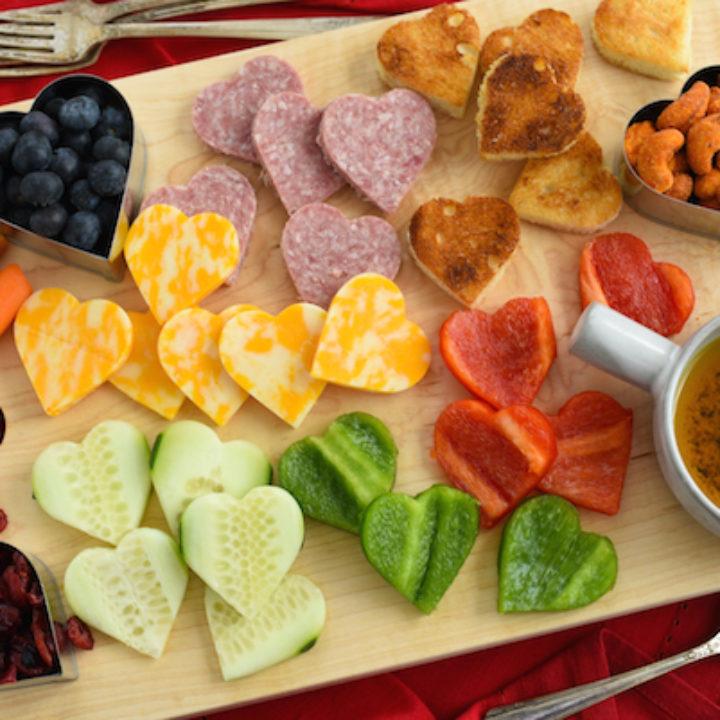 Valentine's Day Snacks