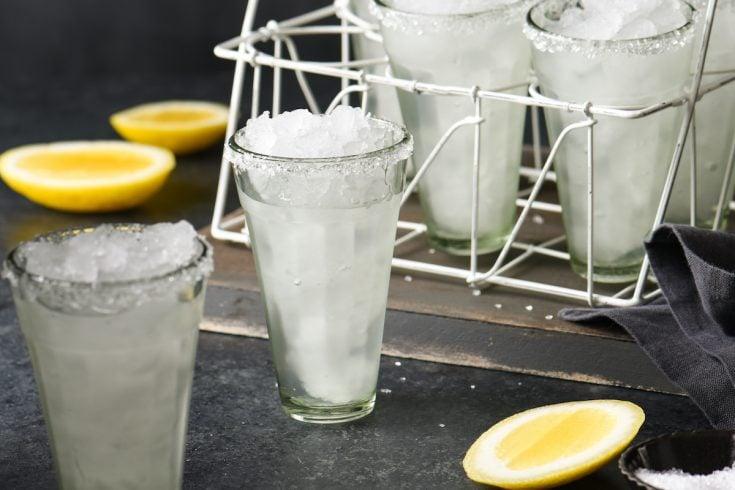 Lemon Drop Margaritas