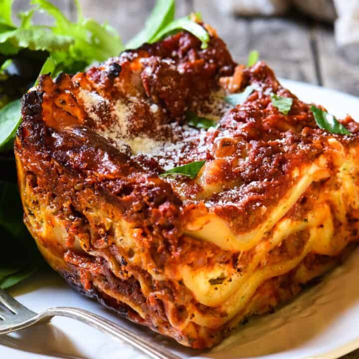 Excellent Lasagna With Cottage Cheese Home Interior And Landscaping Palasignezvosmurscom